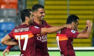 Рома розгромила Беневенто в 4 турі Серії А