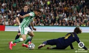 Бетіс - Реал 2:1. Огляд матчу