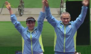 Вперше український прапороносець виграв медаль Олімпіади