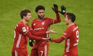 Баварія - Вольфсбург 2:1. Огляд матчу