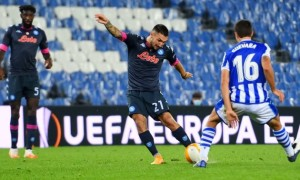 Реал Сосьєдад - Наполі 0:1. Огляд матчу