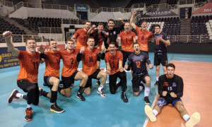 Український клуб здійснив приголомшливий камбек у Кубку ЄКВ