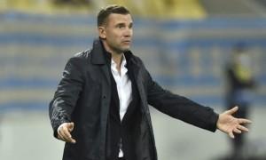 Шевченко вийшов на третє місце в історичному рейтингу