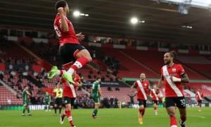 Саутгемптон розгромив Шеффілд Юнайтед у 12 турі АПЛ