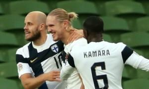 Ірландія – Фінляндія 0:1. Огляд матчу