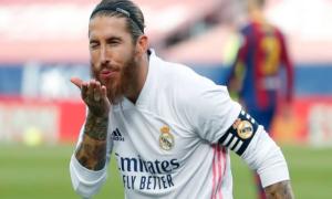 Рамос продовжить контракт з Реалом до 2023 року