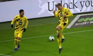 Баварія вирвала перемогу в Боруссії у 24 турі Бундесліги
