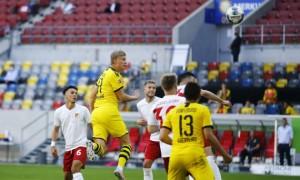 Фортуна - Боруссія Д 0:1. Огляд матчу