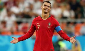 Роналду пропустить три гри через травму