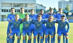 Без гравців Динамо: Збірна України U-17 оголосила склад на збори в Іспанії