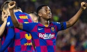 Барселона визначилась з майбутнім Фаті