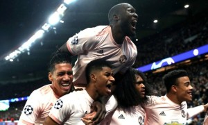Манчестер Юнайтед завдяки пенальті на останніх хвилинах увірвався у чвертьфінал Ліги чемпіонів