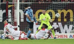 Боруссія М розгромила Фортуну  у 22 турі Бундесліги