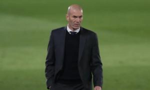 Зідан оцінив шанси Реала на чемпіонство у Ла-Лізі