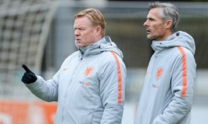Тренер збірної Нідерландів подав у відставку