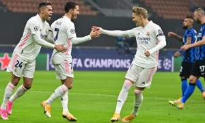 Інтер - Реал 0:2. Огляд матчу