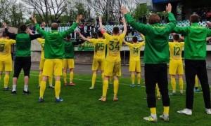 Волинь переграла Прикарпаття у перенесеному матчі Першої ліги