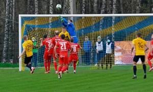Агробізнес - Верес 0:0. Огляд матчу