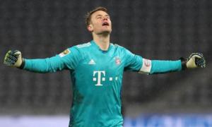 Ноєр: Баварія розраховує встановити клубний рекорд
