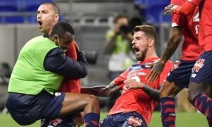 Лілль вирвав перемогу у Ліона та знову очолив Лігу 1