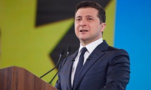 Зеленський підписав указ щодо застосування санкцій проти президента Миная