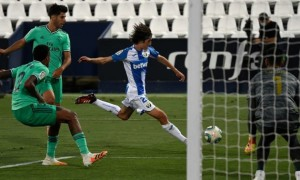 Леганес - Реал 2:2. Огляд матчу