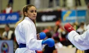 Терлюга завоювала срібло на Європейських іграх