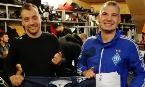 Крижані Вовки уклали контракт з чемпіоном України