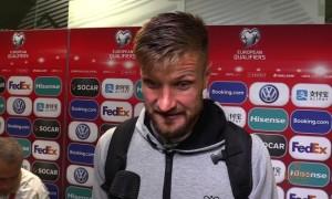 Захисник збірної Литви: Зрозуміли, як треба грати з Україною