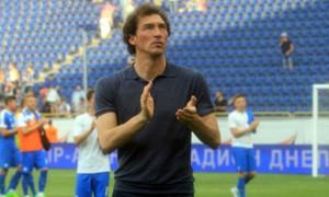 Михайленко: Дніпру-1 потрібні гравці в середню лінію