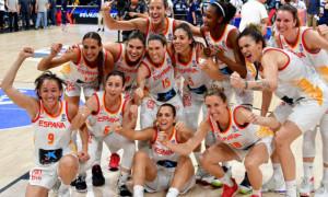 Збірна Іспанії виграла Євробаскет-2019