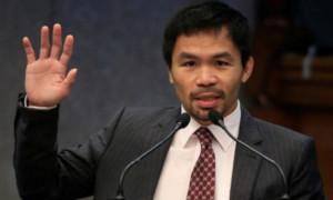 Пакьяо став лідером правлячої партії у Філіппінах