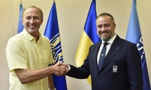 Павелко: Петраков  отримав одноголосну підтримку членів виконкому УАФ