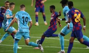 Барселона – Леганес 2:0. Огляд матчу