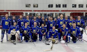 Збірна України посіла п'яте місце на Різдвяному турнірі