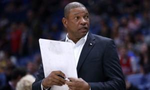 Ріверс став головним тренером Філадельфії