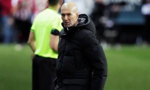Зідан пояснив поразку Реала у Кубку Іспанії