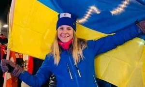 Бех потрапила у ТОП-10 гонки переслідування на чемпіонаті Європи