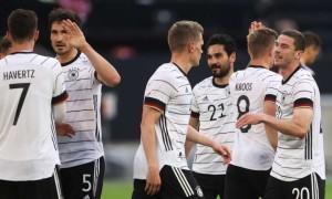 Збірна Німеччини розгромила Латвію у контрольному матчі