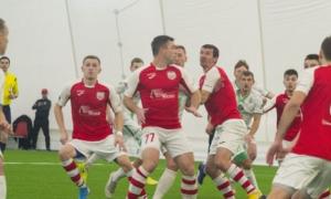 У гравця білоруського клубу підозра на коронавірус