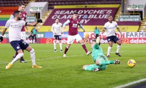 Бернлі - Манчестер Сіті 0:2. Огляд матчу