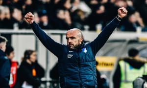 Гоффенгайм звільнив головного тренера