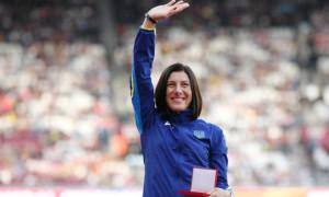 Ліщинська балотуватиметься на посаду президента федерації легкої атлетики України