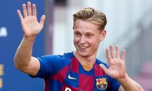 Де Йонг: Сподіваюся стати ключовим гравцем Барселони