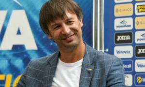 Шовковський: Збірна України голодна до серйозних перемог