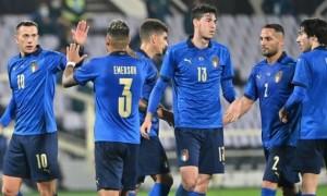 Безпрограшна серія збірної Італії досягла 20 ігор