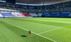 Збірна України обрала форму на матч проти Франції