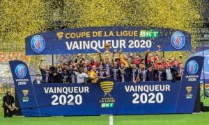 ПСЖ в серії пенальті переграв Ліон та здобув Кубок ліги
