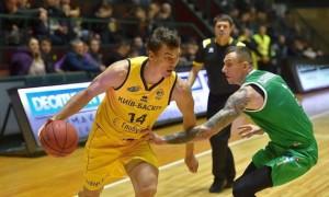 Київ-Баскет переміг Запоріжжя у Суперлізі