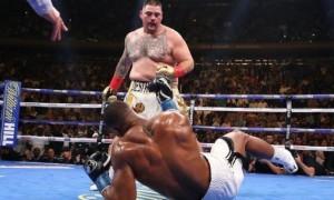 WBO може відібрати у Руїса чемпіонський пояс